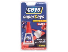 SUPERCEYS UNICK PINZELL