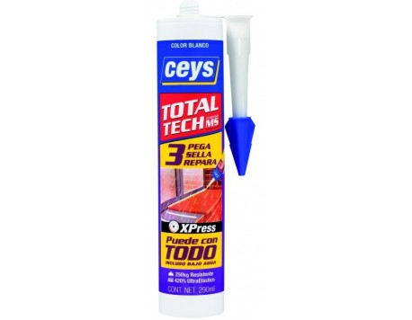 TOTAL TECH CEYS TRANSPARENT