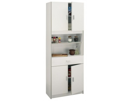 MOBLE BUFFET CUINA BLANC
