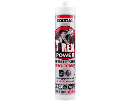 COLA T-REX POWER GRIS
