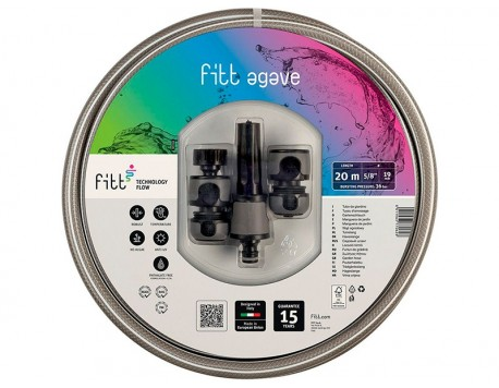 MÀNEGA REG FITT AGAVE SOFT TOUCH AMB ACCESSORIS