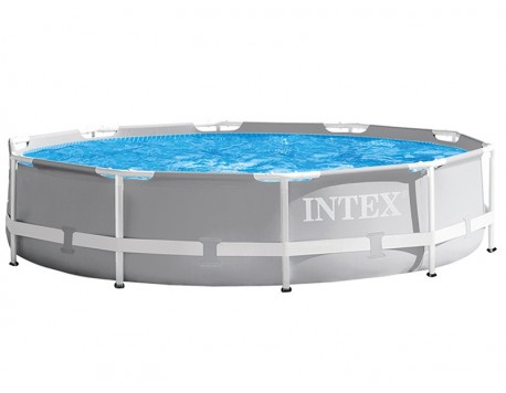 PISCINA DESMUNTABLE RODONA INTEX PRISM FRAME