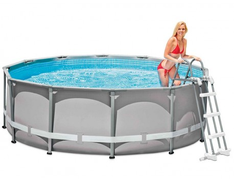 ESCALA PISCINA INTEX 28075