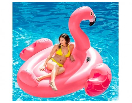 FLAMENC INFLABLE GEGANT PISCINA