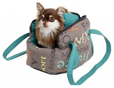 BOLSO DE TRANSPORTE PARA PERRO CITY MULTICOLOR