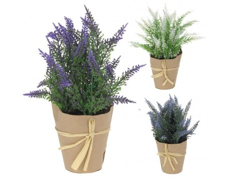 PLANTA ARTIFICIAL KOOPMAN MODEL LAVANDA