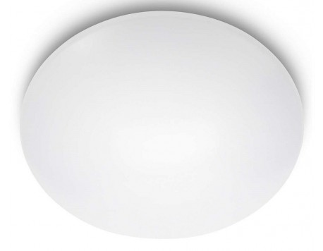 PLAFÓN LED PHILIPS SUEDE BLANCO
