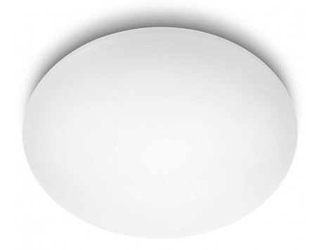 PLAFÓ LED PHILIPS SUEDE BLANC