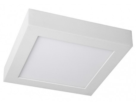 DOWNLIGHT LED SUPERFÍCIE QUADRAT BLANC