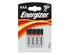PILES ALCALINES ENERGIZER LR03 AAA 1,5 V