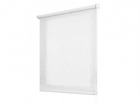 ESTOR ROLL-UP SCREEN BLANC