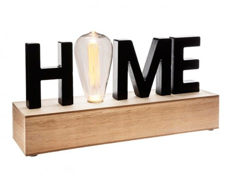 LUZ DECORATIVA WORD HOME